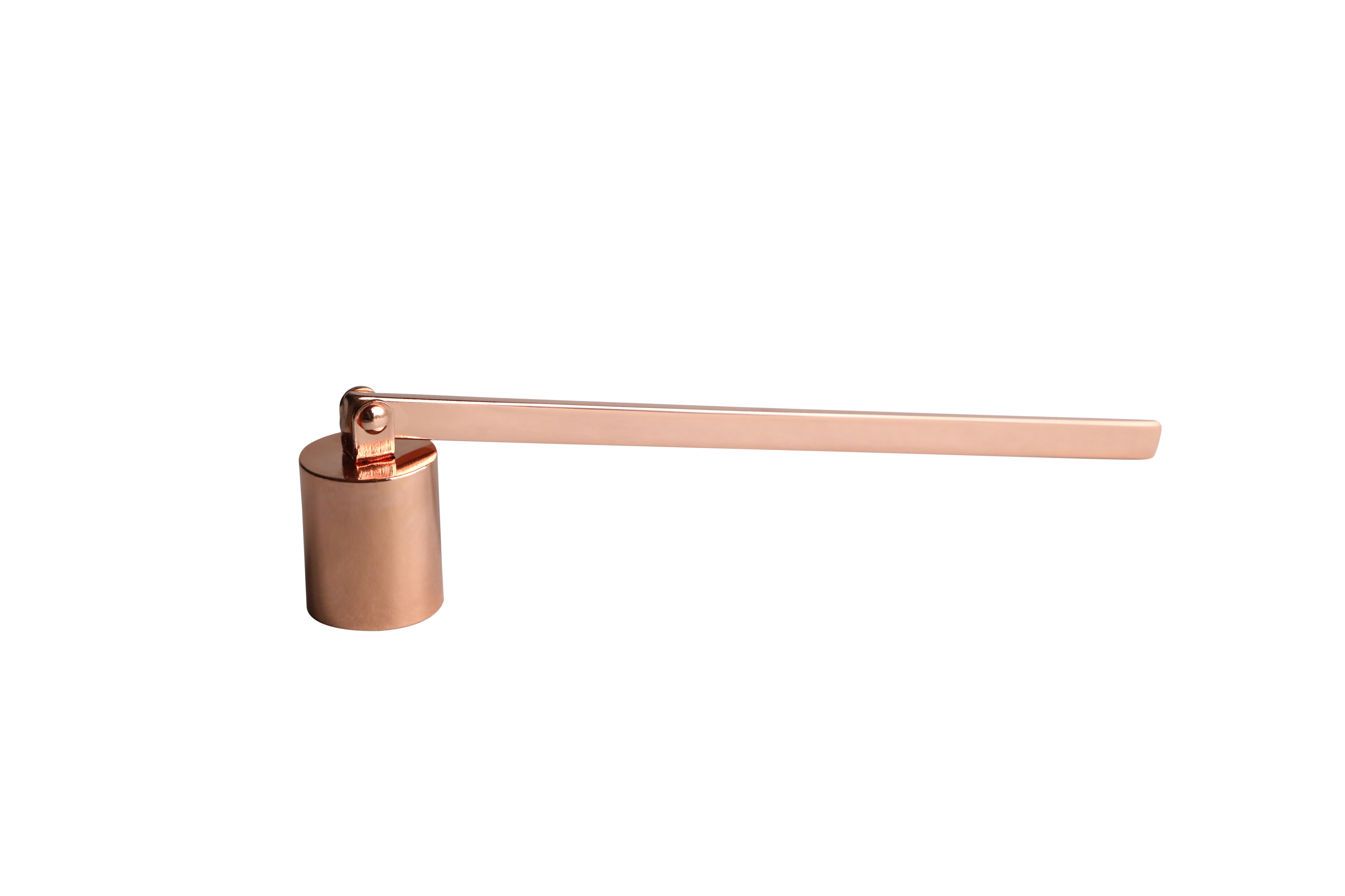 Rose Gold Candle Snuffer